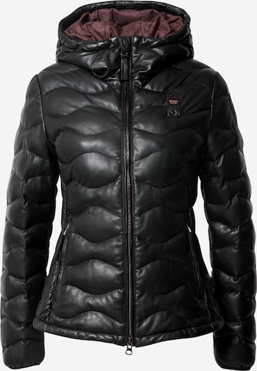 Blauer.USA Between-season jacket in black, Item view