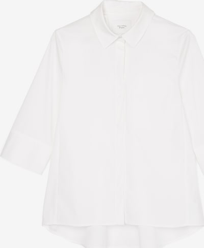 Marc O'Polo Pure Bluse in weiß, Produktansicht