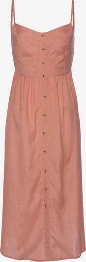LASCANA Kleid in pfirsich, Produktansicht