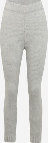 pelēks Missguided Tall Bikses 'Chenille'