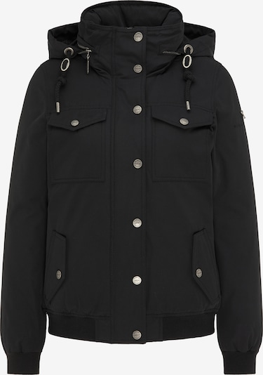DreiMaster Klassik Winter jacket in black, Item view