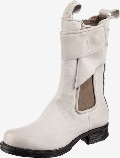 A.S.98 Chelsea Boots in offwhite, Produktansicht