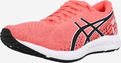 ASICS Chaussure de course en pêche / rouge / noir / blanc, Vue avec produit