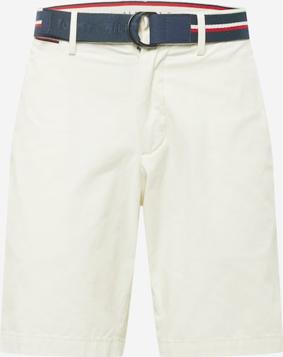 TOMMY HILFIGER Shorts 'BROOKLYN' in navy / offwhite, Produktansicht
