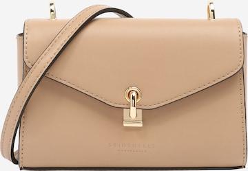 Seidenfelt Manufaktur Tasche 'Kisa' in Beige
