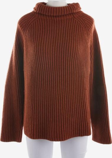 DRYKORN Pullover / Strickjacke in L in dunkelbraun, Produktansicht