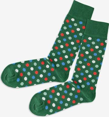 DillySocks Socken in Grün
