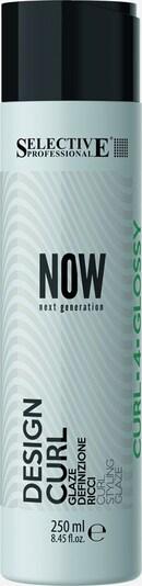 Selective Professional Haarlotion 'Design Curl NOW Next Generation ' in grün / mint / schwarz, Produktansicht
