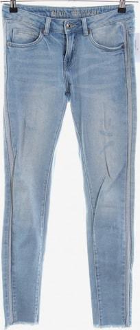 Blue Monkey Jeans in 27-28 x 32 in Blue