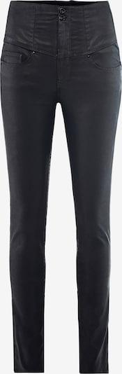 Jeans 'DIVA CALÇAS SLIMMING EM COATING DE COR' Salsa di colore nero, Visualizzazione prodotti