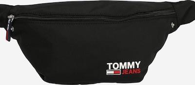Tommy Jeans Sacs banane en bleu foncé / rouge / noir / blanc, Vue avec produit