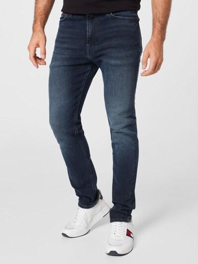 Jeans 'SIMON' Tommy Jeans pe albastru denim, Vizualizare model