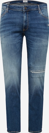 Jack & Jones Plus Jeans 'GLENN' in blue denim, Item view