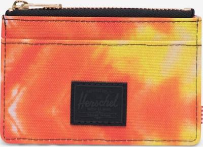 Herschel Oscar Geldbeutel in gelb / orange / schwarz, Produktansicht