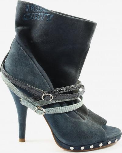 Miss Sixty Peeptoe Pumps in 38 in blau, Produktansicht