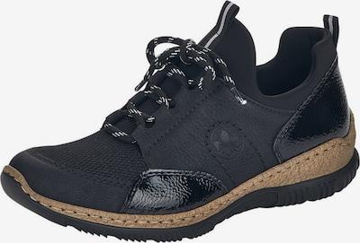 RIEKER Sneakers in Light beige / Black / White, Item view