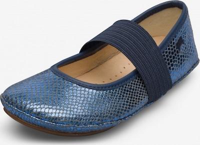 CAMPER Ballerina 'Right' in blau / dunkelblau, Produktansicht