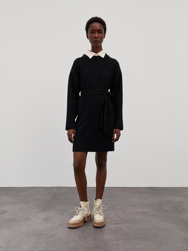 Gebreide jurk 'Mariana'
