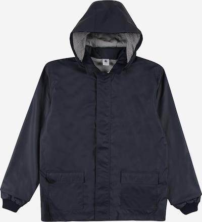 PETIT BATEAU Regenjacke in schwarz, Produktansicht