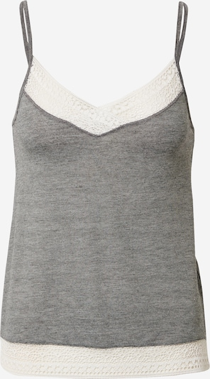 ETAM Tričko na spaní 'WARM DAY' - šedá / bílá, Produkt