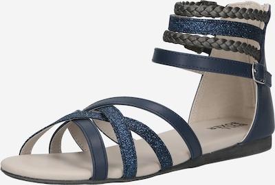 BULLBOXER Sandal i marinblå, Produktvy