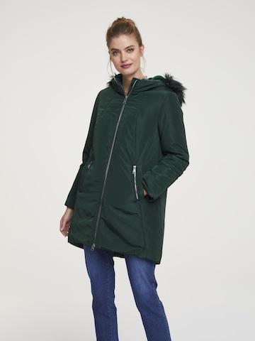 heine Talvejope, värv roheline