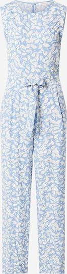 s.Oliver Jumpsuit in Cream / Sky blue, Item view