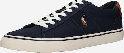 Sneaker low 'SAYER' Polo Ralph Lauren pe albastru noapte / maro, Vizualizare produs