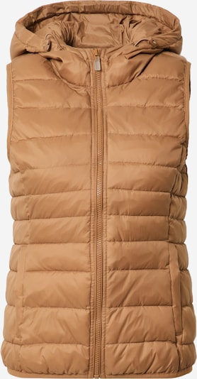 ONLY Vest 'NEWTAHOE' in Light brown: Frontal view