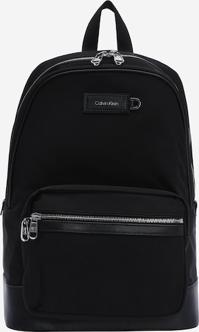 Zaino 'Urban' di Calvin Klein in nero