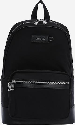 Calvin Klein Sac à dos 'URBAN UTILITY CAMPUS BP' en noir, Vue avec produit