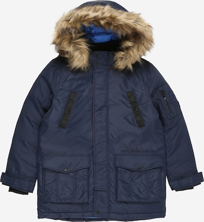 Pepe Jeans Talvitakki 'FLOYDD' värissä tummansininen, Tuotenäkymä