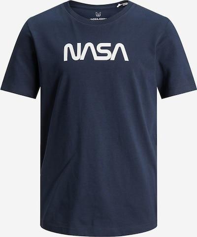 Jack & Jones Junior Jungs T-Shirt in dunkelblau, Produktansicht