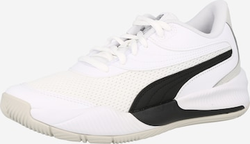 PUMA Sportschuh 'Triple' in Weiß