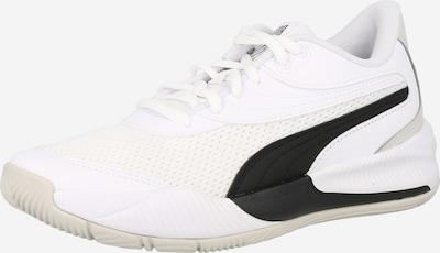 PUMA Sportschuh 'Triple' in schwarz / weiß, Produktansicht