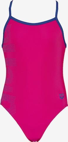 ARENA Badeanzug  'ARENA ' in Pink