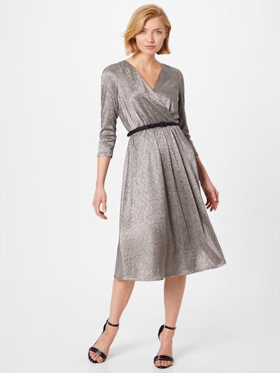 Lauren Ralph Lauren Cocktail Dress in Silver, View model