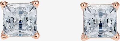 Swarovski Örhängen 'Attract' i roséguld / transparent, Produktvy