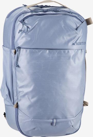BURTON Sac à dos ' Multipath Commuter ' en beige / bleu fumé / bleu foncé, Vue avec produit