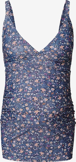 Esprit Maternity Tankini top in Night blue / Mixed colours, Item view