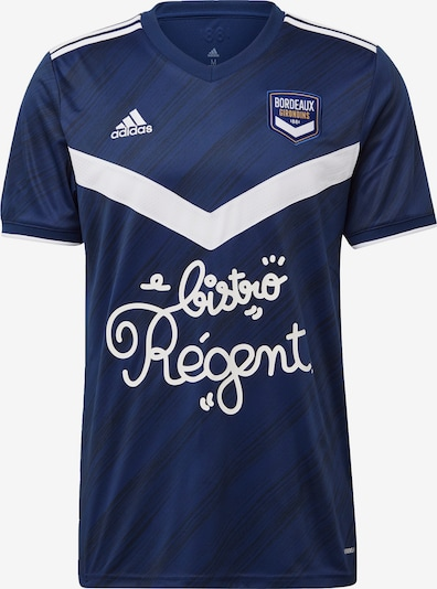 ADIDAS PERFORMANCE Functioneel shirt 'FC Girondins de Bordeaux 20/21 Heimtrikot' in de kleur Blauw: Vooraanzicht