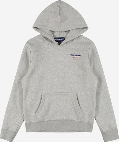 POLO RALPH LAUREN Sweatshirt in royalblau / graumeliert, Produktansicht