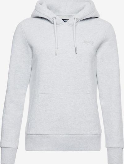 Superdry Sweatshirt in hellgrau, Produktansicht