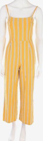 Bershka Jumpsuit in M in Yellow