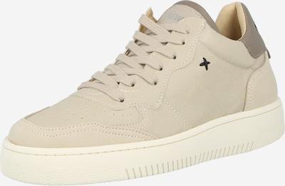 Sneaker low New Lab pe bej / bej închis, Vizualizare produs