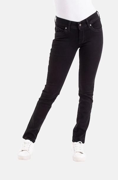 Blue Monkey Jeans 'Laura' in Black denim, View model