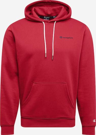 Champion Authentic Athletic Apparel Mikina - tmavě modrá / červený melír, Produkt