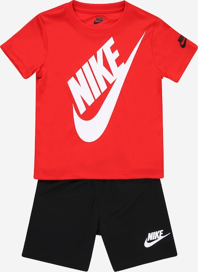 Nike Sportswear Joggingová súprava - svetločervená / čierna / biela, Produkt