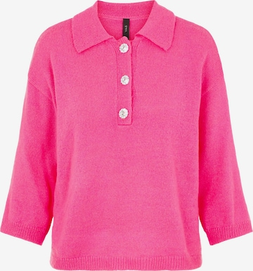 Y.A.S Pullover 'Gina' in Pink