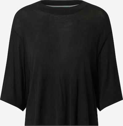 GUESS T-shirt 'Vildan' en noir, Vue avec produit